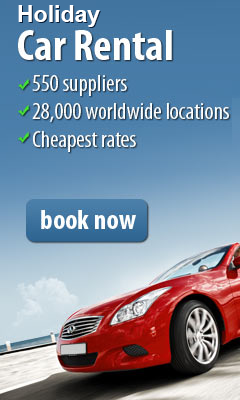 cheap holiday car rentals